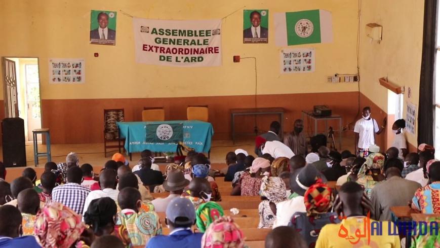 Tchad : le parti ARD adopte plusieurs résolutions à l'issue de son assemblée générale