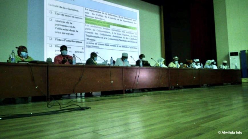 Tchad : Forum inclusif, vers le retour d'un Médiateur de la République ?