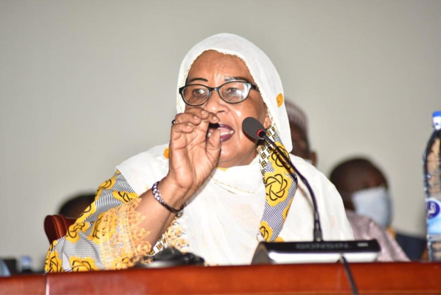 Tchad : poste de vice-président,