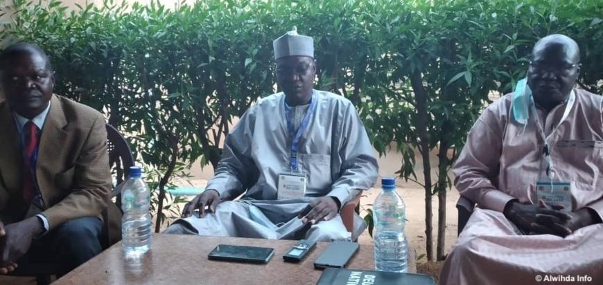 Tchad : Abdoulaye Mbodou Mbami conteste l'élection de Naïmbaye Alixe à la tête de l'ARD. © Malick Mahamat/Alwihda Info