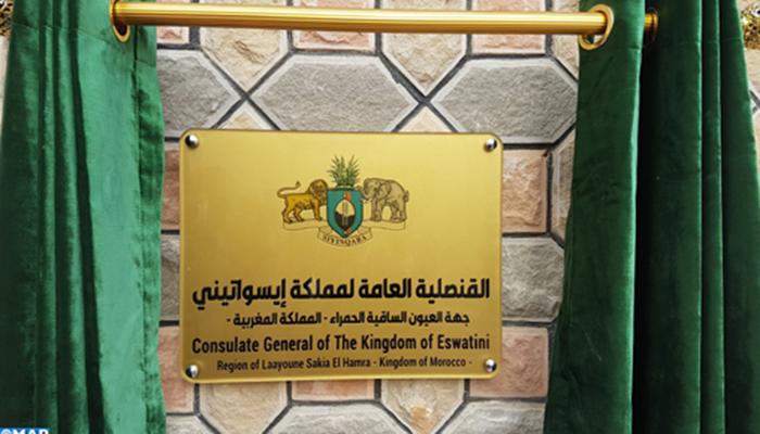 Diplomatie : La République de Zambie ouvre un consulat général à Laâyoune. © DR