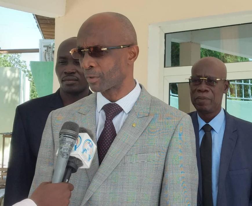 Tchad : Idriss Dokony Adiker mise sur l'émergence du volley-ball
