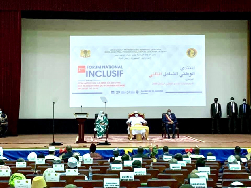 Tchad : au Forum, les personnes handicapées expriment leur colère et réclament un ministère dédié