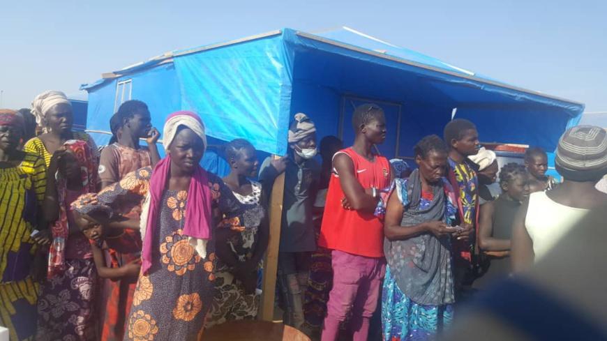 Tchad : des opérations d'assistance pour aider les sinistrés de la crue du fleuve Chari