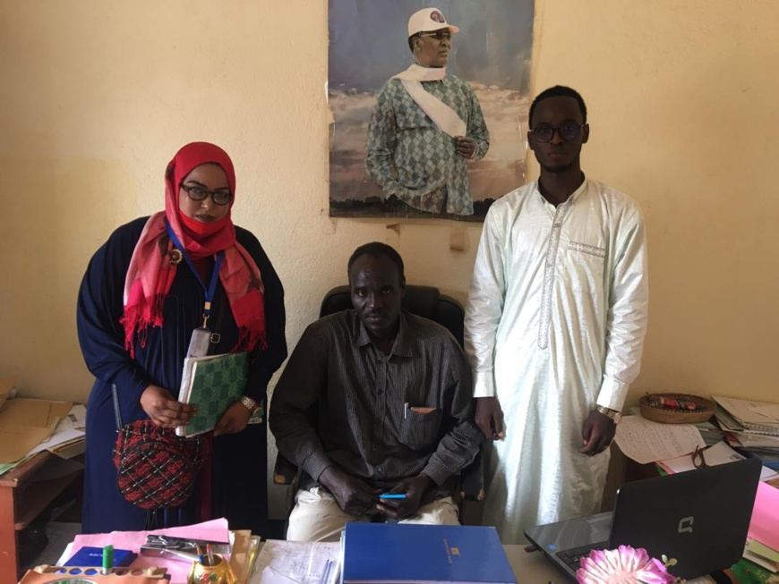 Tchad : le beau geste d'un projet citoyen