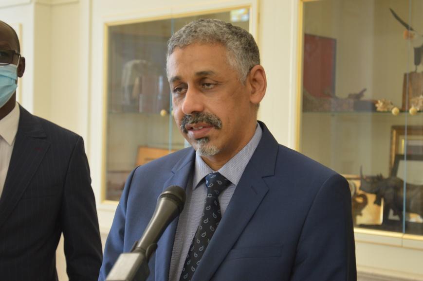 Tchad : le directeur de la Banque arabe de développement nommé à l'Ordre national