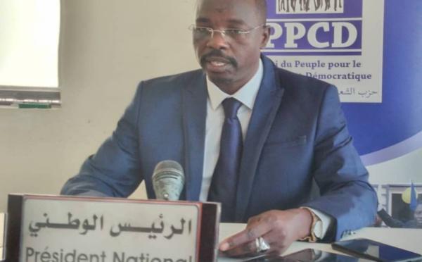Tchad : le PPCD se félicite de la prise en compte des propositions électroniques au Forum