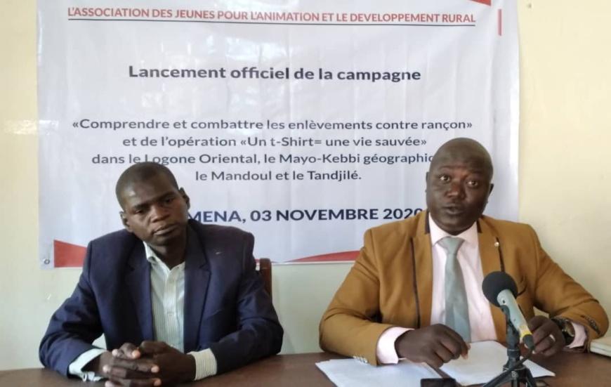 Tchad : les enlèvements contre rançon,