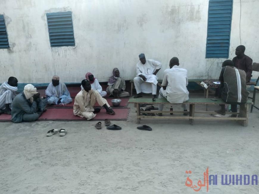 Tchad : au Hadjer-Lamis, les agents de santé sensibilisent sur la vaccination de routine