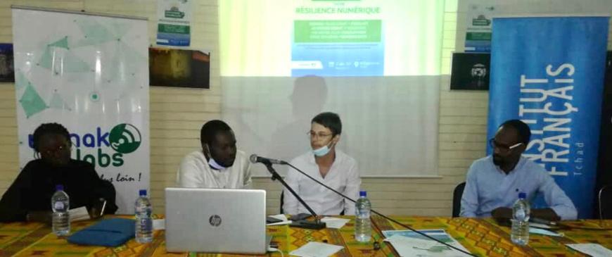 Tchad : Wenaklabs et l'IFT lancent le Novembre numérique