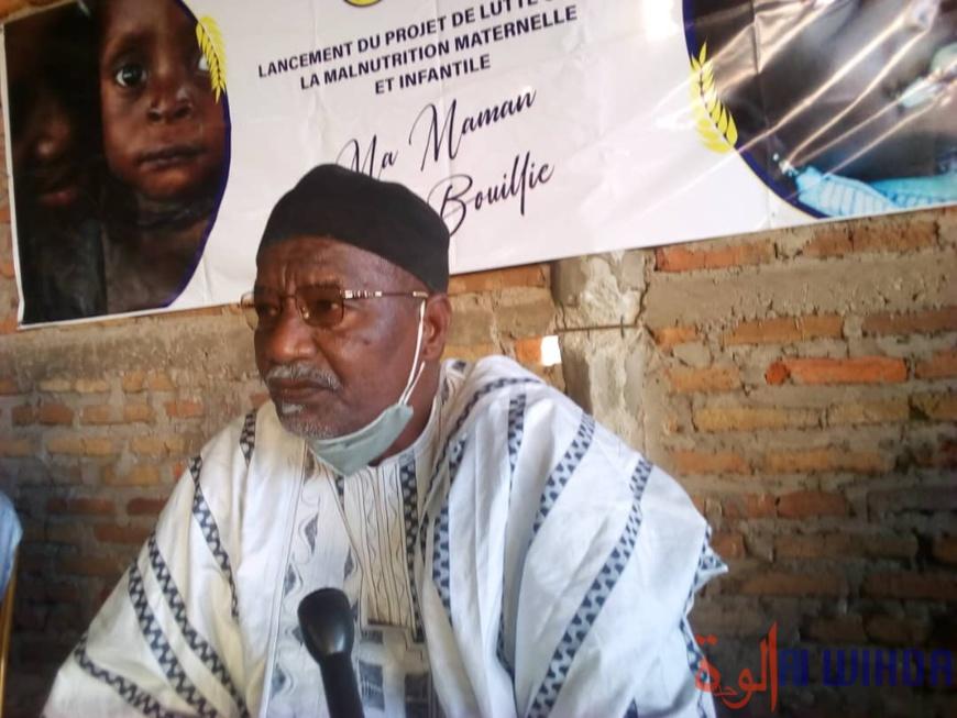 Tchad : un projet de lutte contre la malnutrition maternelle et infantile lancé au Hadjer Lamis