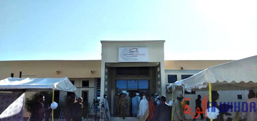 Tchad : un centre communautaire multimédia inauguré à Bongor