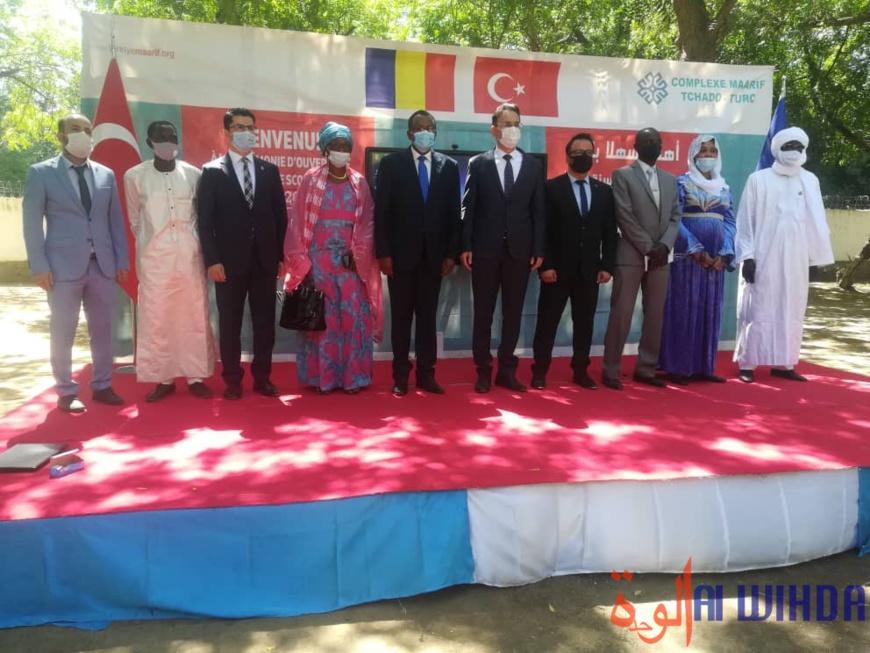 Tchad : La fondation Maarif lance la rentrée scolaire 2020-2021 de ses établissements