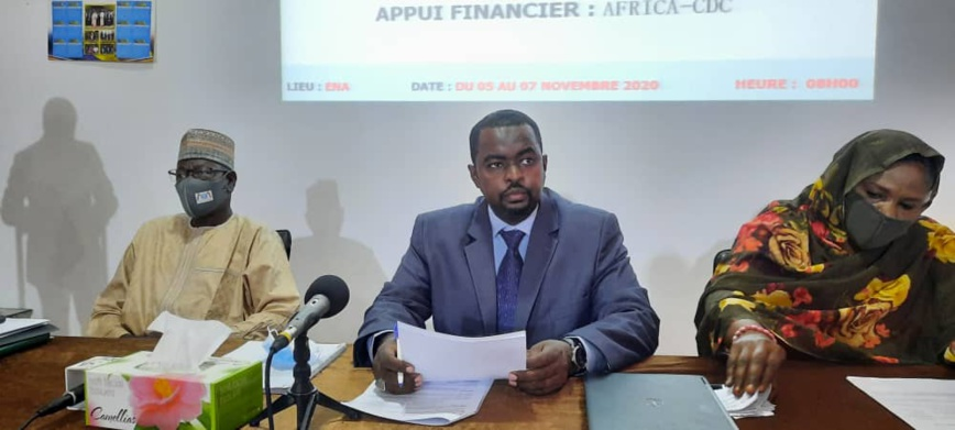 Tchad : les agents communautaires de santé formés pour mieux détecter l'apparition de la Covid-19