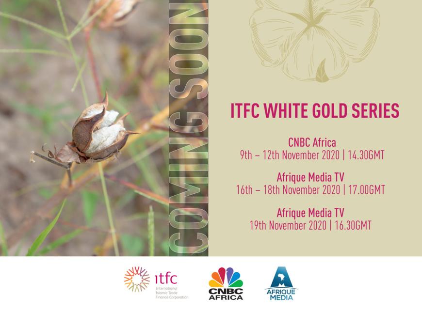 """""""White Gold Serie"""", le documentaire sur le secteur du coton en Afrique de l'Ouest"""