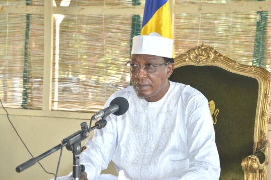 Tchad : Déby met en garde contre les politiciens qui
