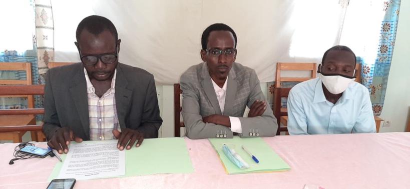 Tchad : sièges de partis politiques surveillés, des jeunes expriment leur indignation