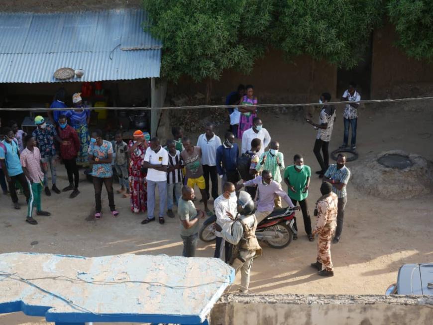 Tchad : Amnesty International appelle à mettre fin aux restrictions imposées à des partis d'opposition