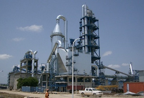 Tchad : l'usine de Baoré démarre d'ici un mois, le prix du ciment sera subventionné