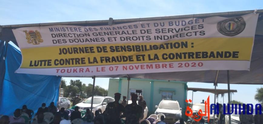Tchad : des marchandises évaluées à plus d'un milliard Fcfa saisies par la douane