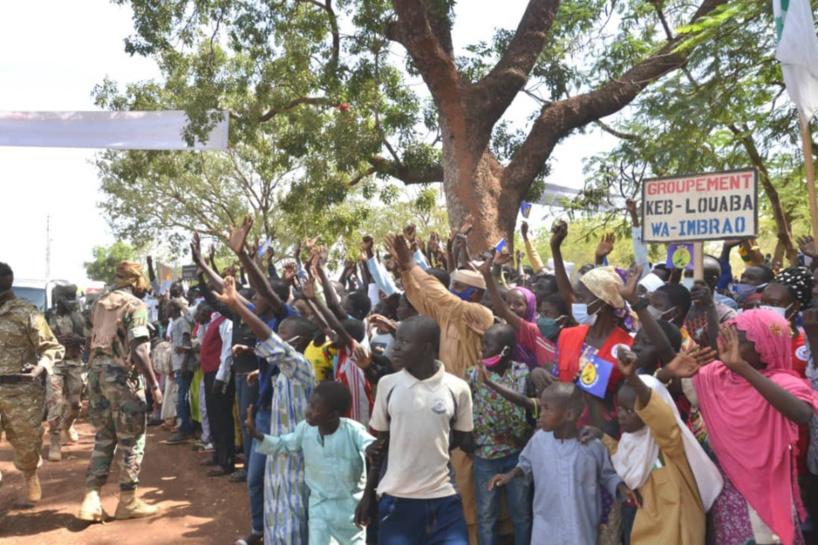 Tchad : le président est au Mandoul, des lancements de projets au programme