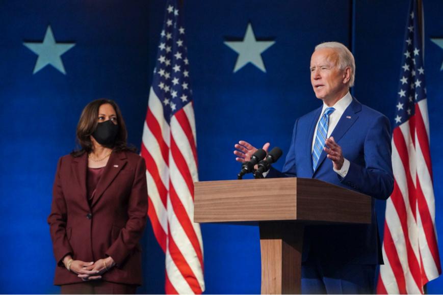 États-Unis : Joe Biden élu président de la République. © Joe Biden/Twitter
