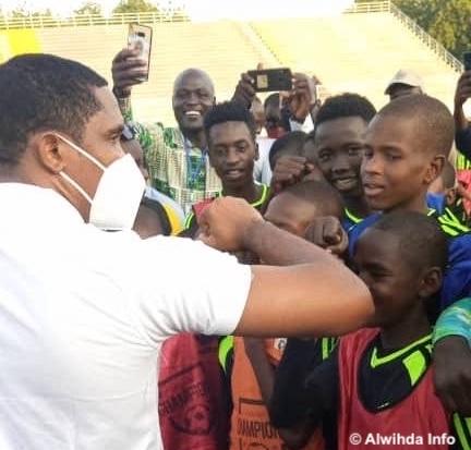 Samuel Eto'o Fils victime d'un grave accident de la circulation — Cameroun