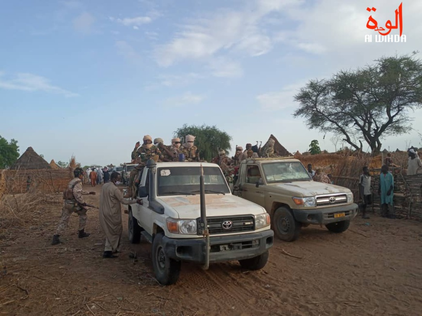 Tchad : 20 véhicules militaires acheminés au Sud dans les prochains jours pour renforcer la sécurité