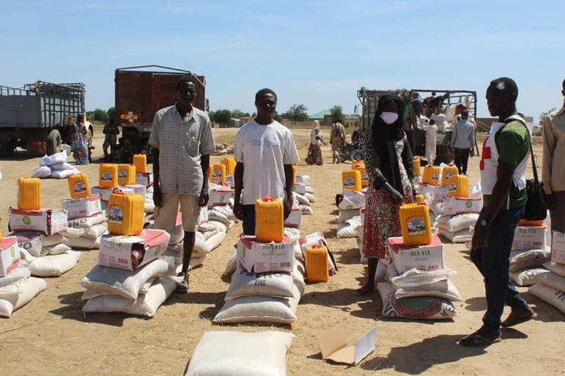 Tchad : des kits alimentaires remis aux sinistrés des inondations à N'Djamena