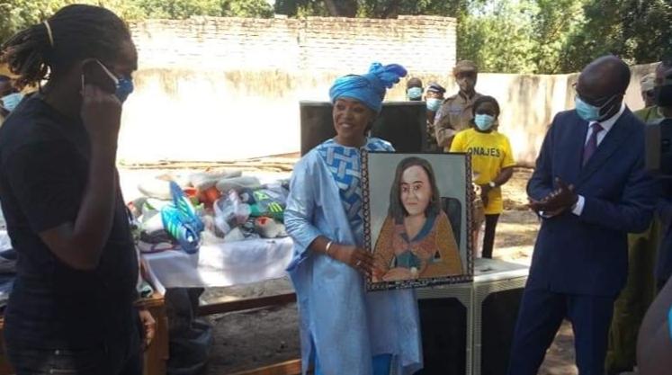 Tchad : le centre Café des arts de Koumra reçoit un appui en matériels