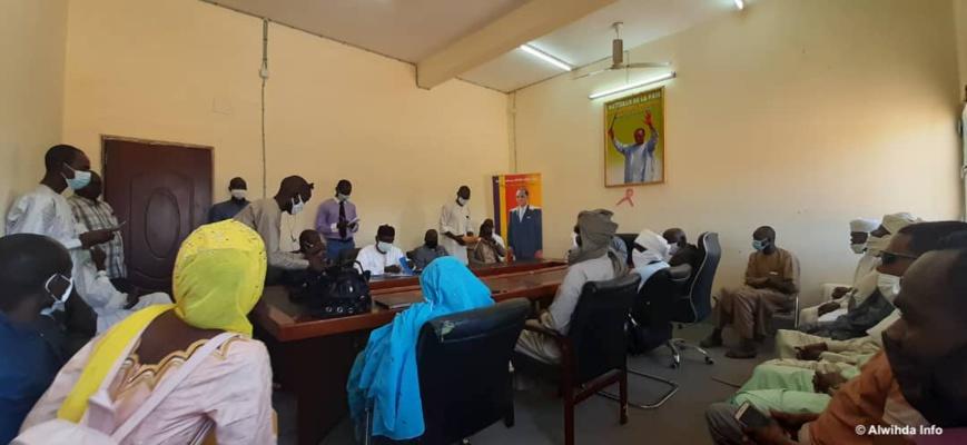Tchad : le délégué de la jeunesse et des sports du Ouaddai installé