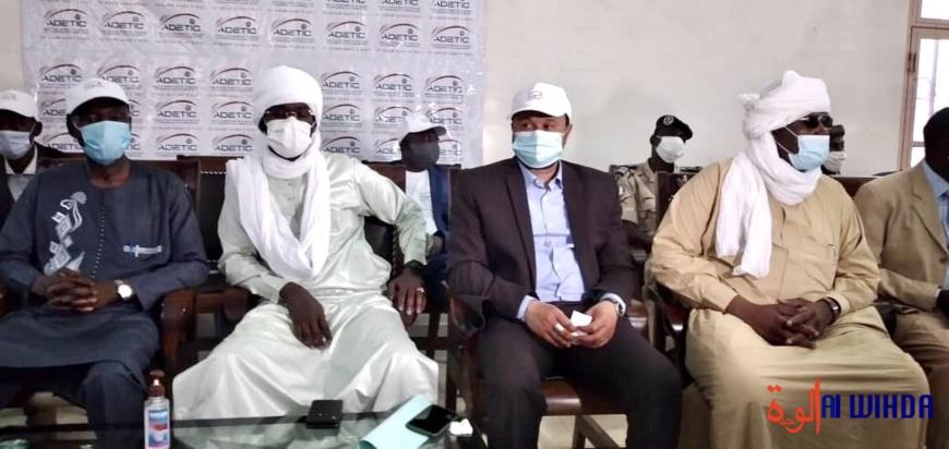 Tchad : l'ADETIC équipe l'Université de Doba de matériel informatique
