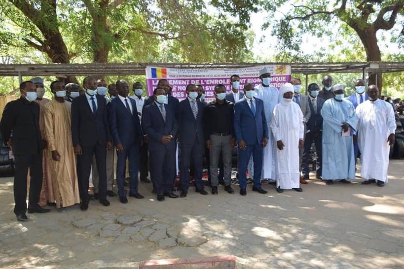 Le Tchad renforce sa gestion des finances et lance l'enrôlement biométrique des agents de l'État