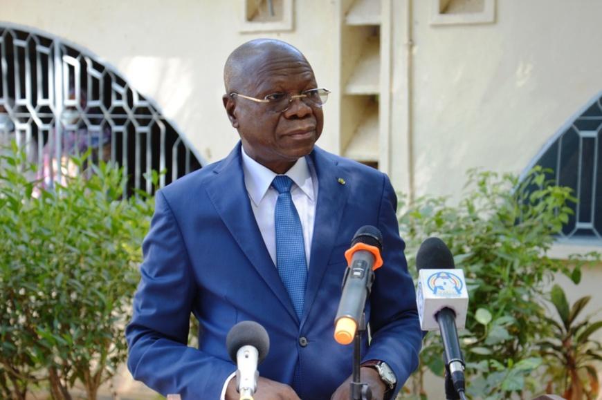 Tchad : Kalzeubé Payimi appelle tous les fonctionnaires et contractuels à se faire enrôler