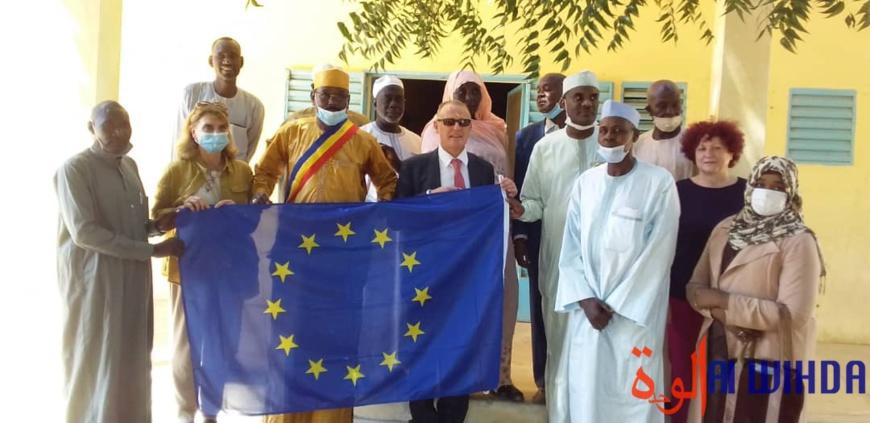 Tchad : haut fonctionnaire de l'UE, Canga Diego se rend à Ati sur les traces de son père