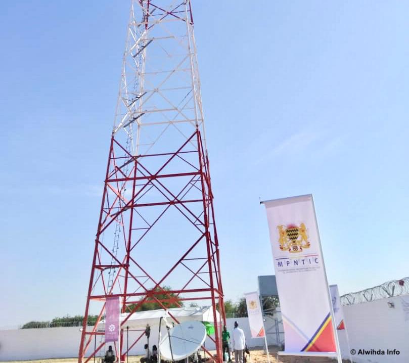 Tchad : la ville de Sarh sera connectée à la fibre optique