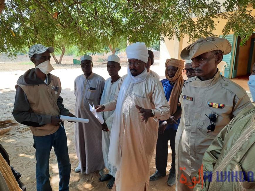 Tchad : d'ex-orpailleurs mineurs rapatriés au Batha pour retrouver leurs familles