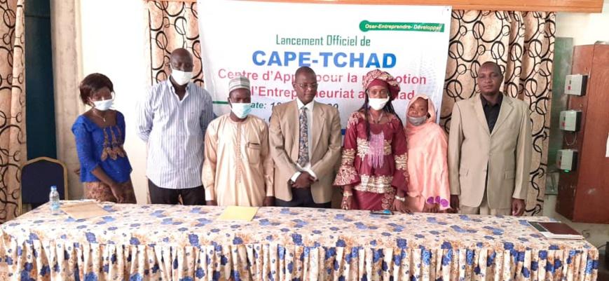 Tchad : la promotion de l'entrepreneuriat des jeunes au centre des priorités du CAPE