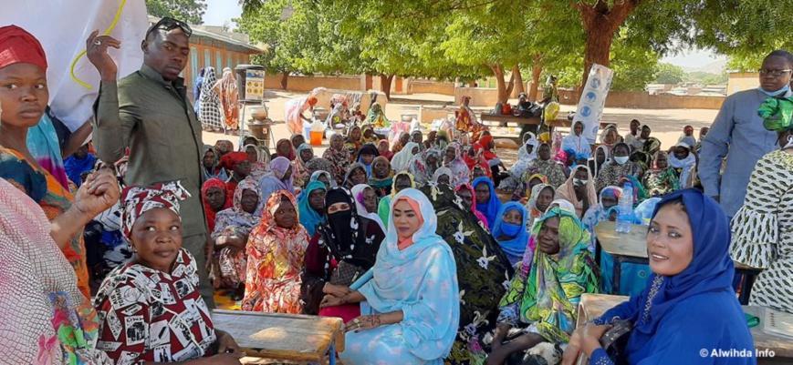 Tchad : les parents sensibilisés sur la scolarisation des filles et contre le mariage précoce au Sila
