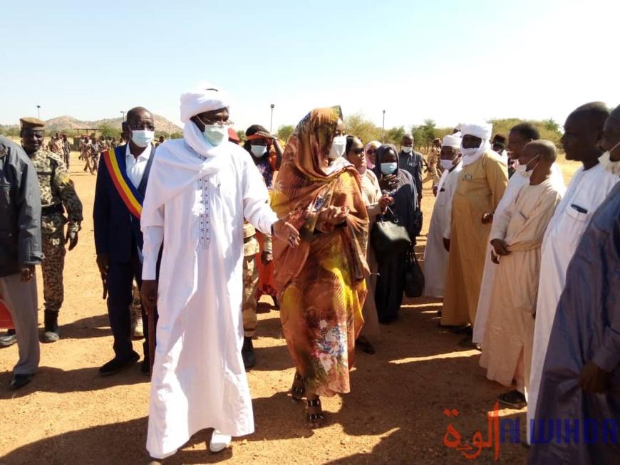 Tchad : la ministre Amina Priscille à l'Est pour la fête de la femme rurale