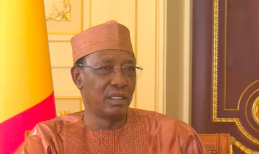 Tchad : le président assure n'avoir qu'un seul compte bancaire où est versé son salaire