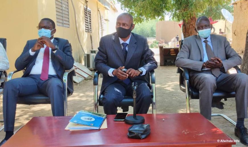 Tchad : le nouveau directeur de l'Institut national de la jeunesse et des sports installé