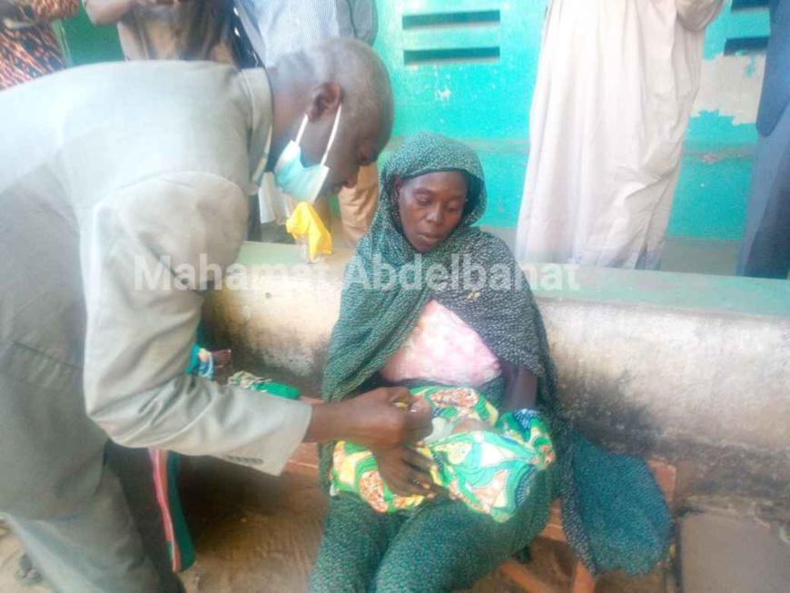 Tchad : lancement de la campagne de riposte contre la poliomyélite à Am-Timan