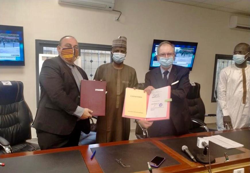 Tchad : 5 milliards Fcfa d'appui budgétaire de la France pour le système de santé