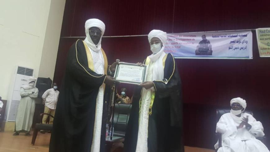 Tchad : le sultan du Ouaddaï commémore la réussite de l'intronisation et appelle à l'unité