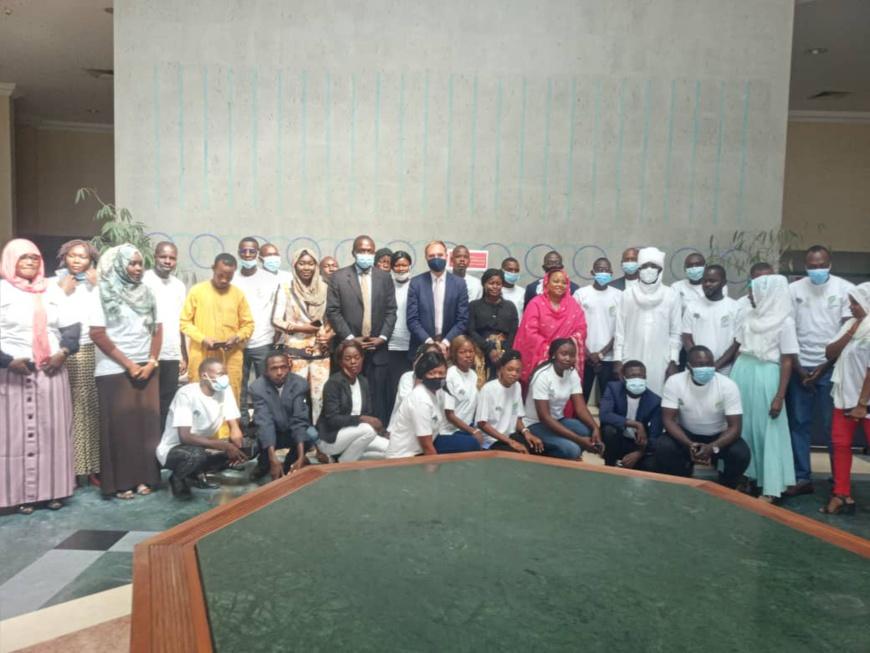 Tchad : le concours