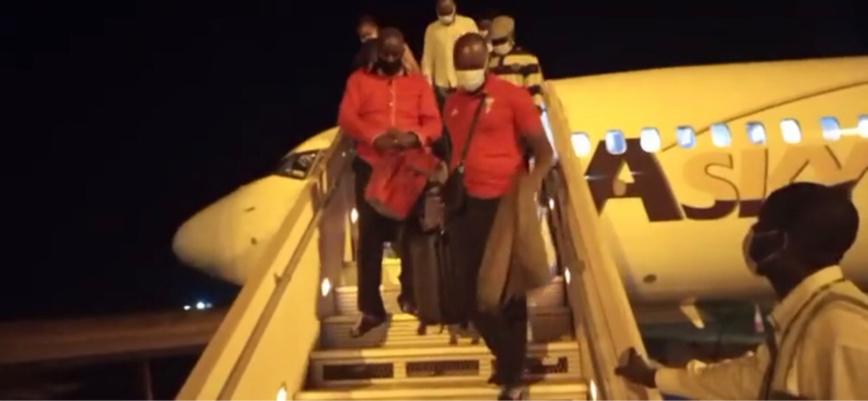 Tchad : les joueurs des SAO de retour à N'Djamena, à la veille de leur match