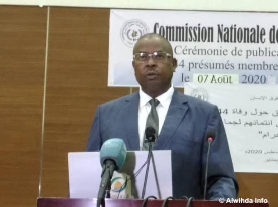 Tchad : la CNDH saisit l'ANS pour une visite de ses lieux de détention