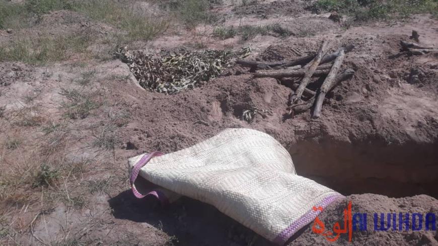 Tchad : un corps déterré d'un cimetière à Laï, des organes emportés par des inconnus