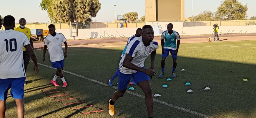 Football : Le Tchad égalise face à la Guinée (1-1)